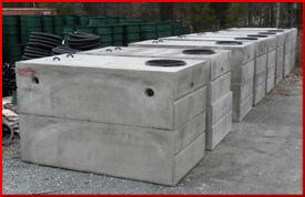 Precast Concrete Grease Traps